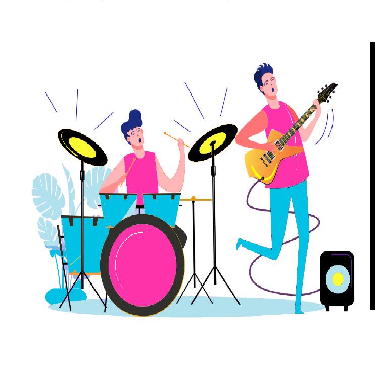 Podia & Muziek