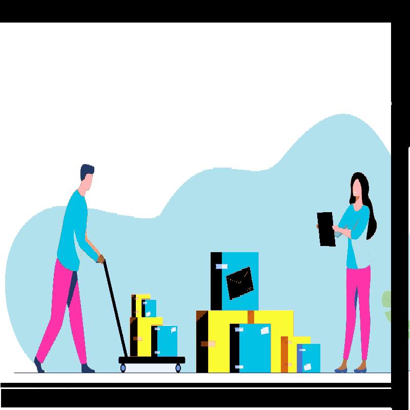 Stap 5 bij huisstijlontwerp en huisstijlpakketten van SVO PRomotions: Levering